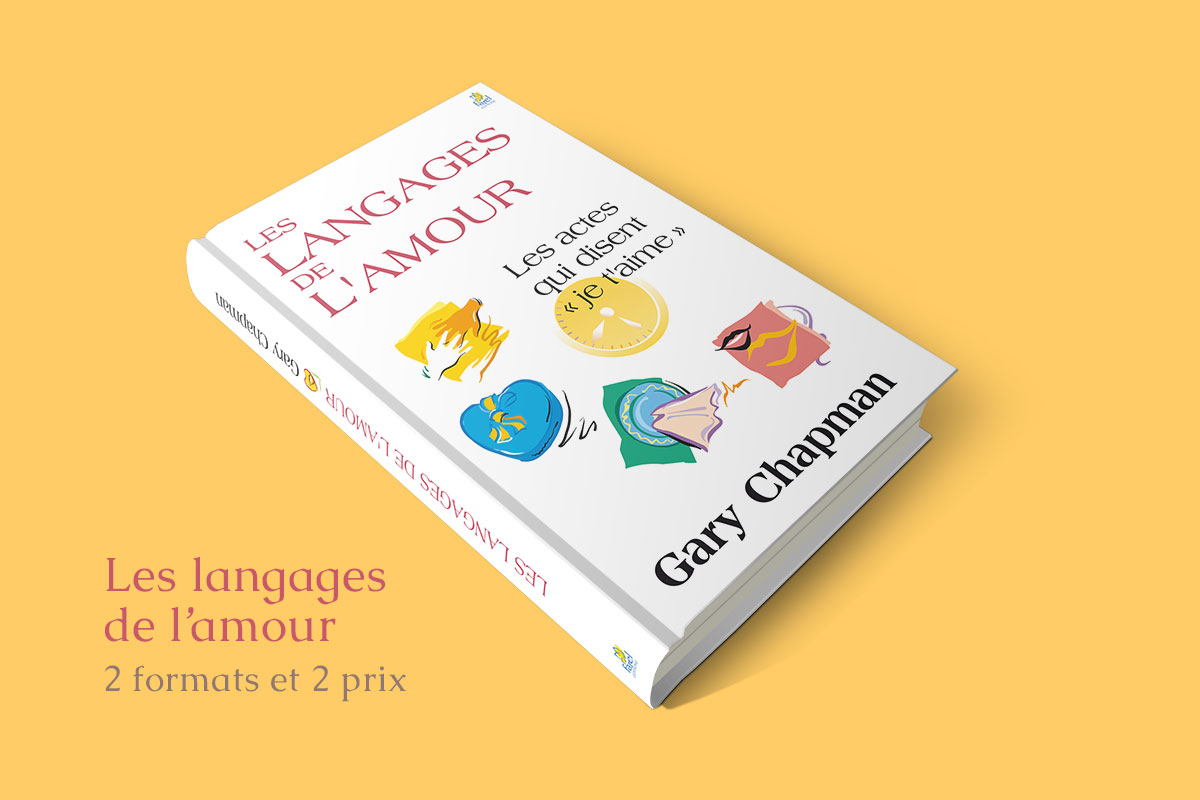 langages, amour, gary chapman